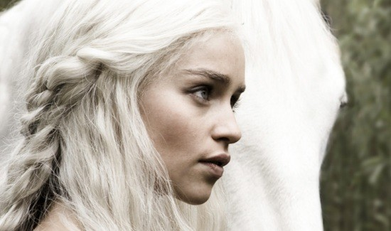 Game of Thrones - sesong 1 daenerys