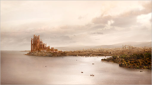 Game of Thrones - sesong 1 game of thrones Kings Landing 510