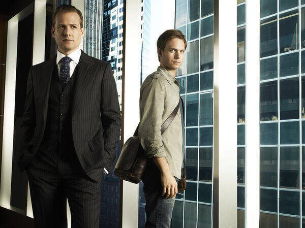 Når kommer Suits sesong 5 og The Americans sesong 4 på Netflix? suits ep1