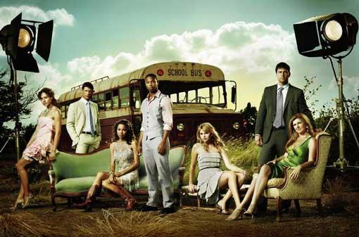 Friday Night Lights - sesong 5 Friday Night Lights Season 5 Cast