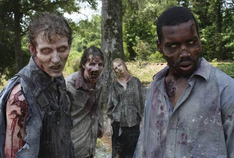 The Walking Dead - sesong 2 TWD 2