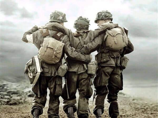 - Av og til kan vi minne litt for mye om hjemmelekser band of brothers e1336831241784