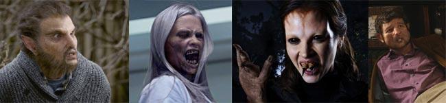 Grimm - sesong 1 Grimm wesen monster