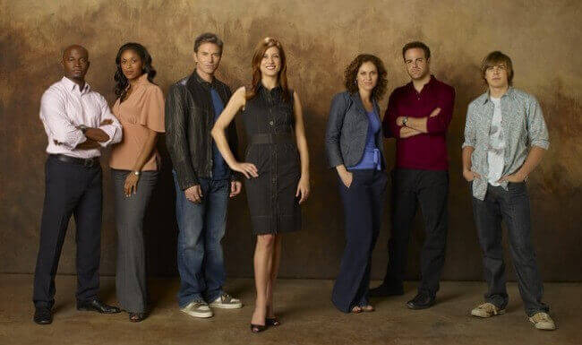 TAYE DIGGS, MERRIN DUNGEY, TIM DALY, KATE WALSH, AMY BRENNEMAN, PAUL ADELSTEIN, CHRIS LOWELL