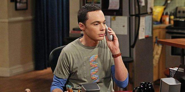 Jim Parsons i The Big Bang Theory - Sesong 7