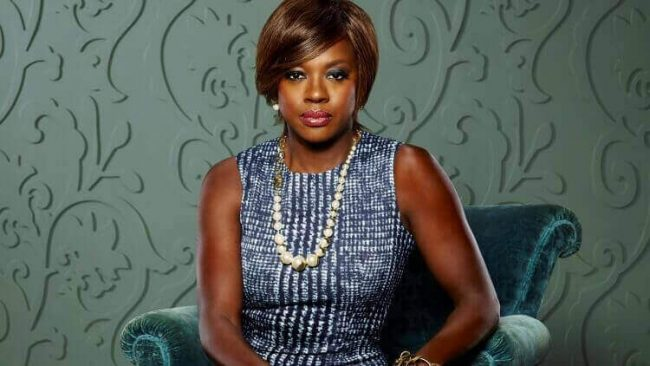 "HOW TO GET AWAY WITH MURDER - ABC's ""How to Get Away with Murder"" stars Viola Davis as Professor Annalise Keating. (ABC/Craig Sjodin) viola davis how to get away with murder abc"