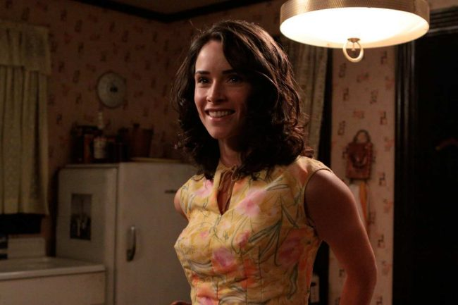 Abigail Spencer Mad Men