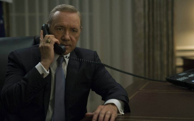 House of Cards 4 Kevin Spacey