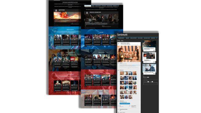 Nyheter: Premieredatoer for kinofilmer, samt egne sider med galleri, trailere, bilder med mer.