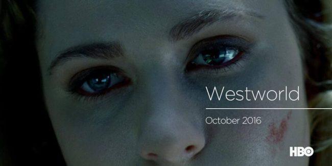 Westworld oktober 2016 Westworld oktober 2016