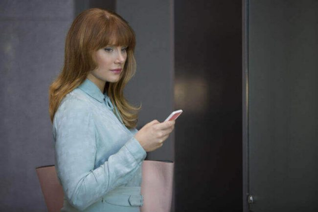 Black Mirror Bryce Dallas Howard Black Mirror Bryce Dallas Howard