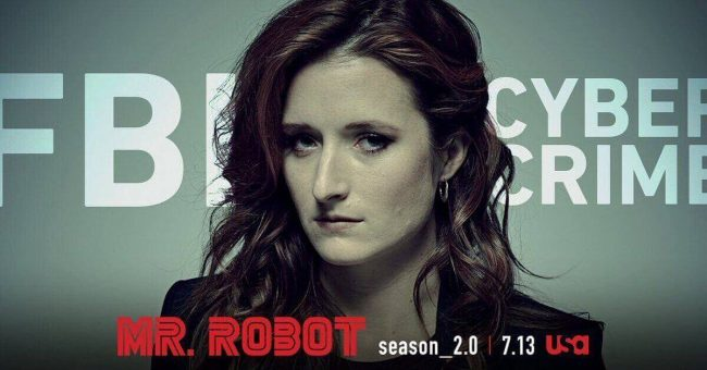 Grace Gummer Mr Robot