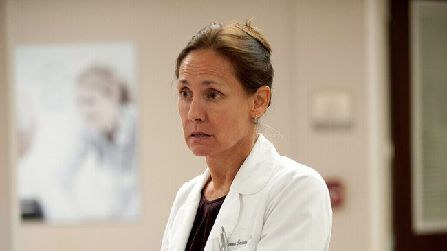 getting on laurie metcalf