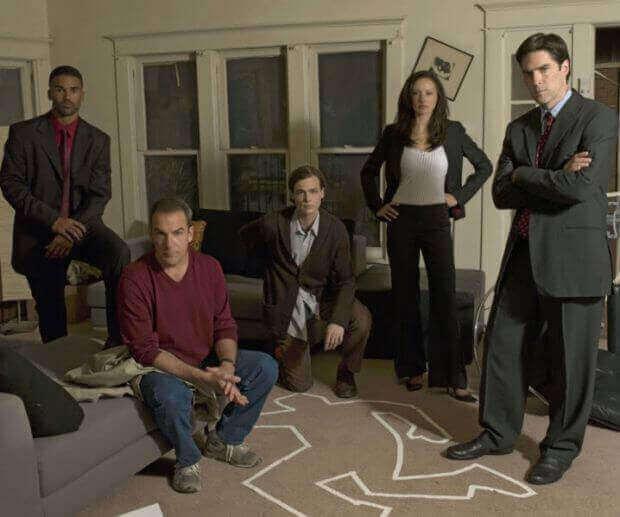 Criminal Minds Sesong 1 Criminal Minds Sesong 1