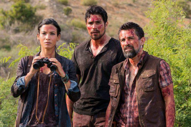 Fear The Walking Dead sesong 2 Danay Garcia