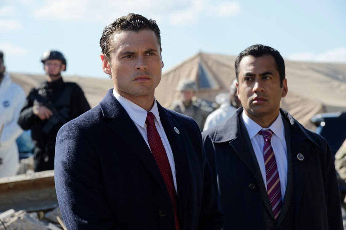 Foto: ABC Adan Canto Designated Survivor