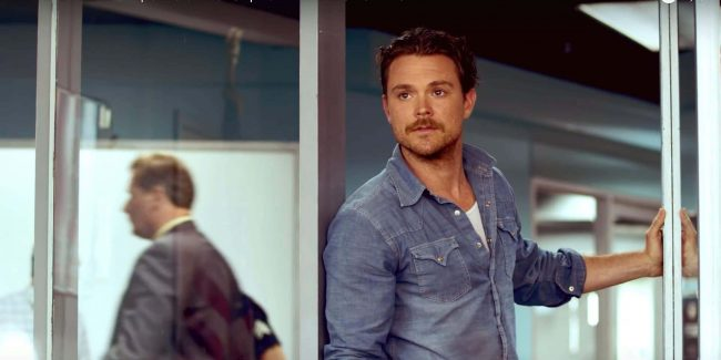 Clayne Crawford i Lethal Weapon. Foto: Fox Clayne Crawford
