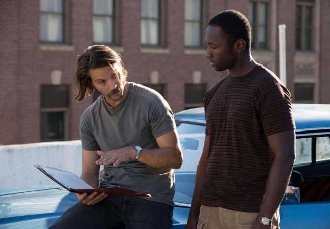 Quarry Logan Marshall-Green Jamie Hector Quarry Logan Marshall Green Jamie Hector