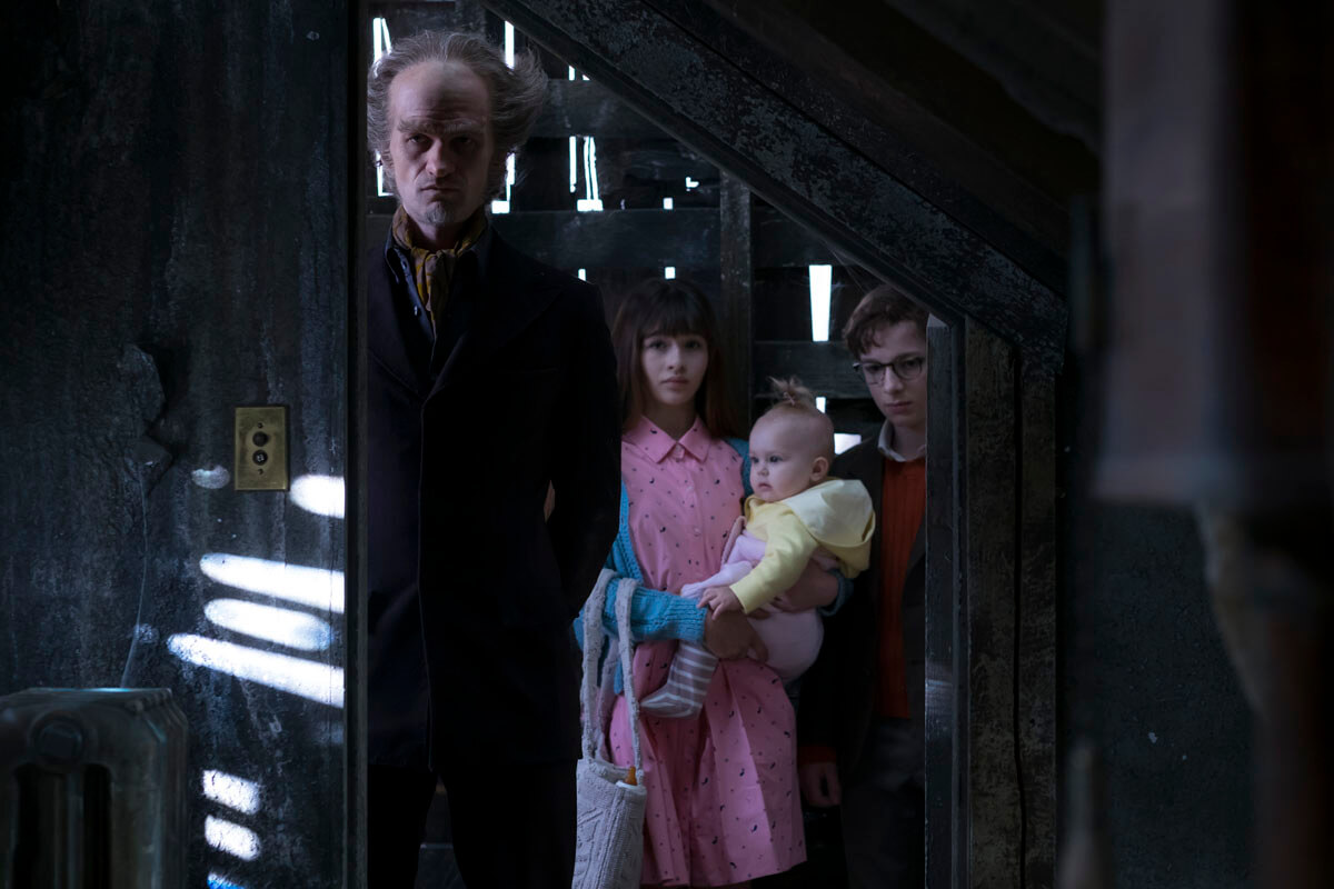 Anmeldelse: A Series Of Unfortunate Events er en herlig barneserie for voksne A Series Of Unfortunate Events sesong 1 9