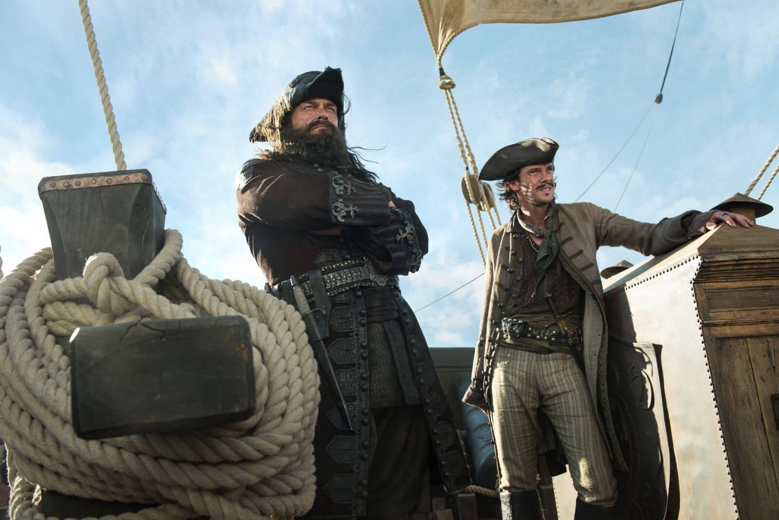 Black Sails Sesong 4. Foto: HBO Nordic Black Sails Sesong 4 5