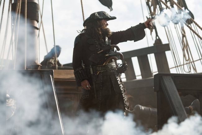 Black Sails Sesong 4. Foto: HBO Nordic Black Sails Sesong 4 6