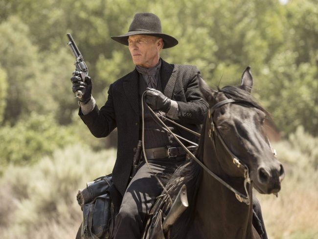 Foto: HBO Chestnut Ed Harris Westworld