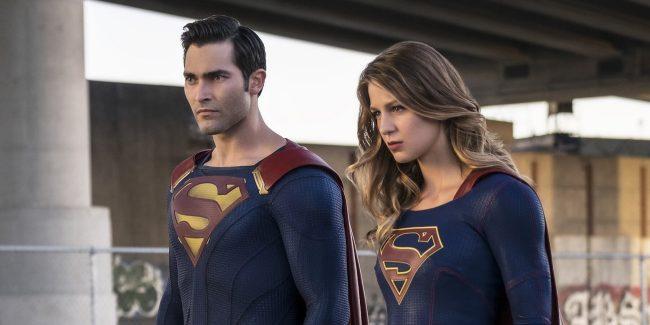 "Supergirl -- ""The Last Children of Krypton"" Supergirl Superman"
