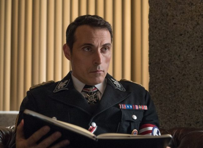 The Man In The High Castle Ruthus Sewell The Man In The High Castle