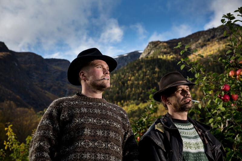 Bilderesultat for fjorden cowboys