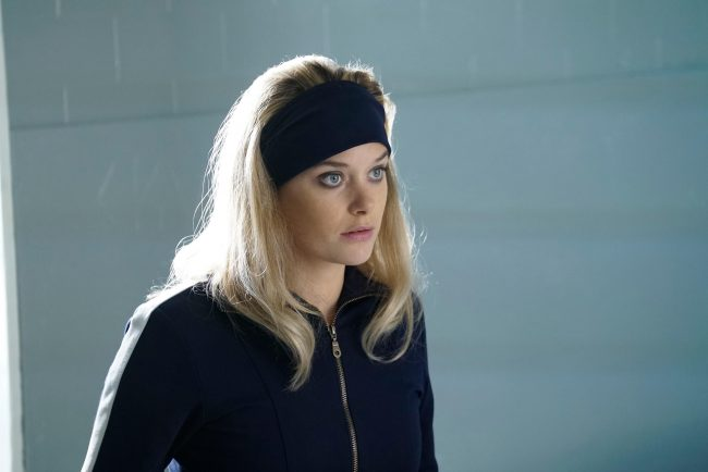 Legion Rachel Keller