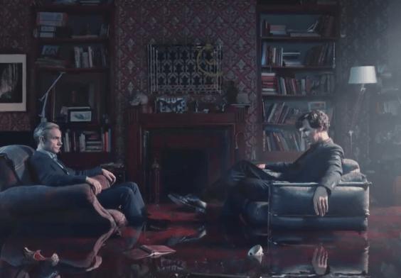 Sherlock Sherlock teaser 1