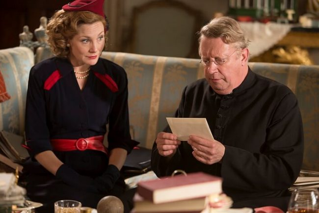 Father Brown. Foto: NRK Father Brown