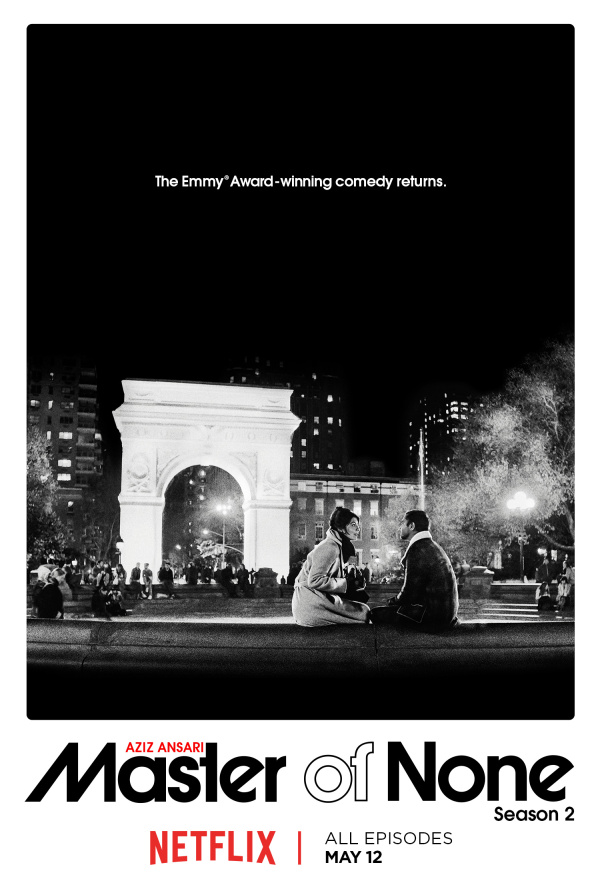 master of none s2 poster 1