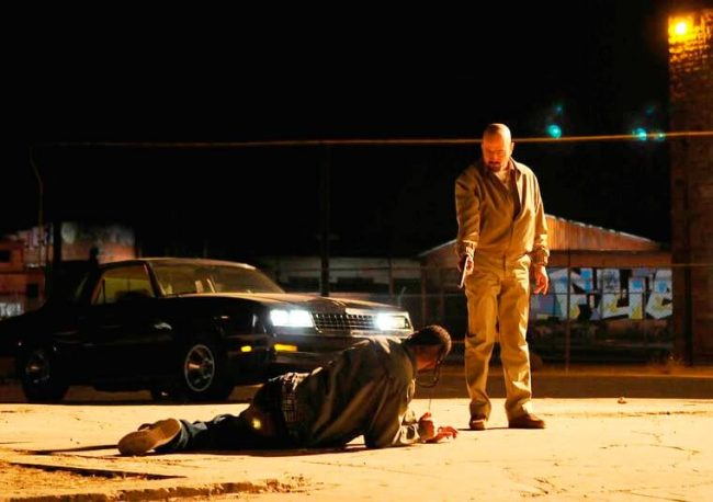 Breaking Bad sesong 3. Foto: AMC