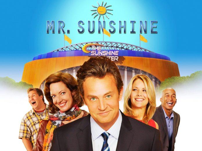 Mr. Sunshnie. Foto: NBC