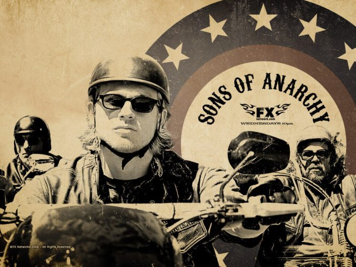 Sons of Anarchy. Foto: FX