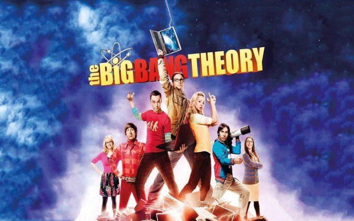 The Big Bang Theory.