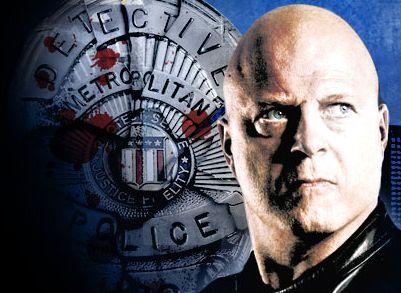 SHIELDS Vic Mackey skapte i sin tid furoe - politifolk kjente seg ikke igjen.