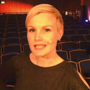 Lena Kristin Ellingsen Foto: Serie-Universet