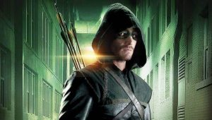 Season 3 Key Art Arrow