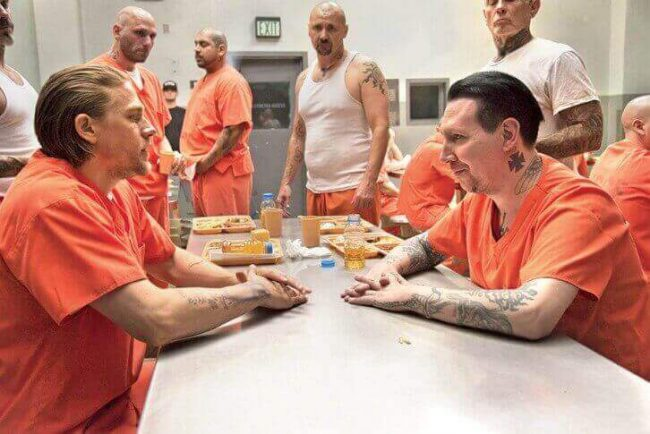 Sons of Anarchy - Season 7 - Marilyn Manson