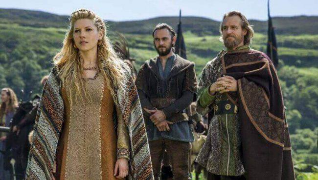 Vikings Lagertha Echbert