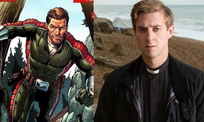 Rip Hunter Arthur Darvill The Flash Arrow