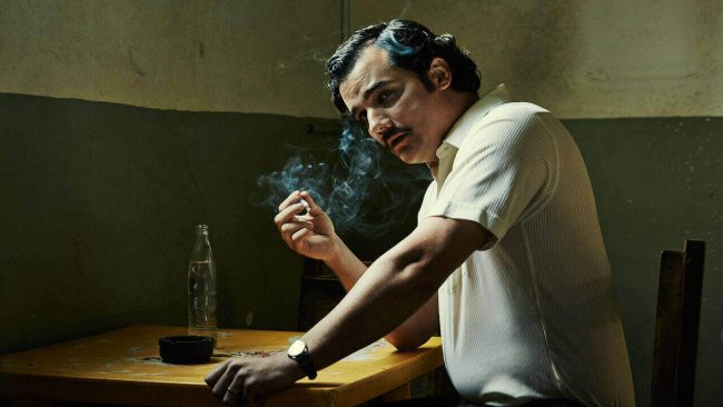 Narcos Pablo Wagner Moura