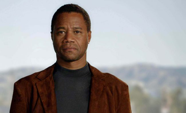 American Crime Story: The People v. O.J. Simpson Ð Pictured: Cuba Gooding, Jr. as O.J. Simpson. CR: FX, Fox 21 TVS, FXP Premieres on FX, early 2016
