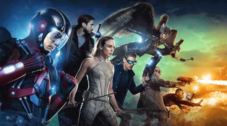 Legends of Tomorrow på Netflix. Foto: The CW