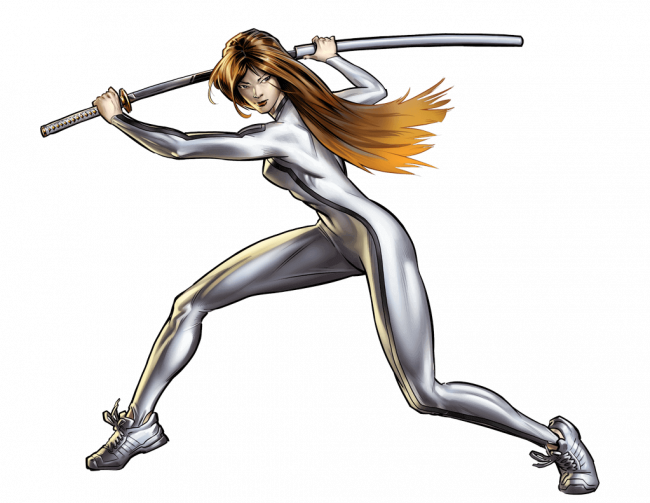 Colleen Wing. Foto: Marvel