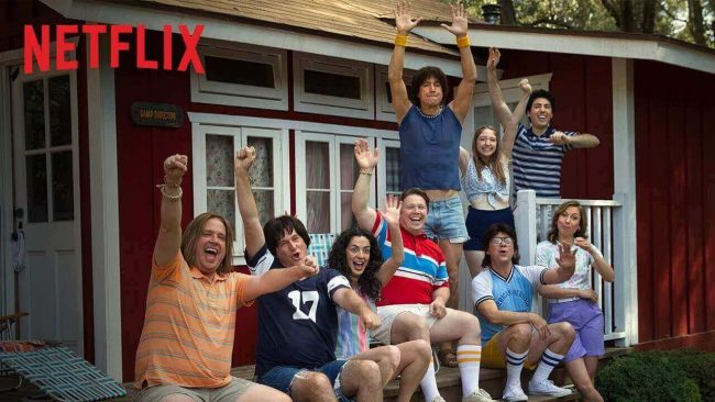 Wet Hot American Summer First Day of Camp Netflix