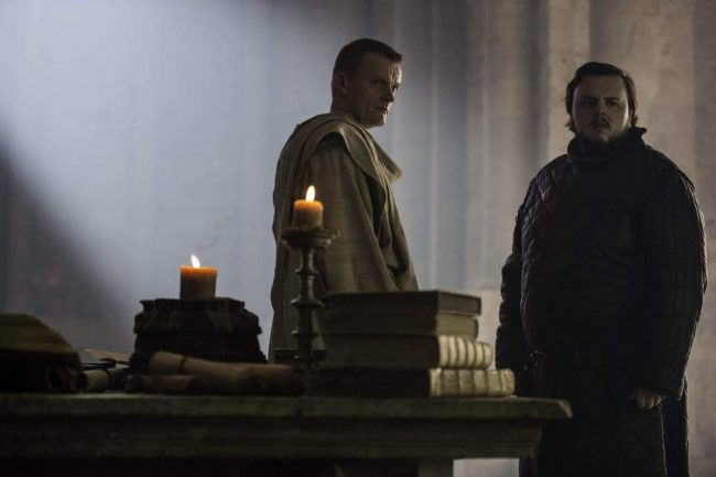 Game of Thrones Frank Hvam Sam