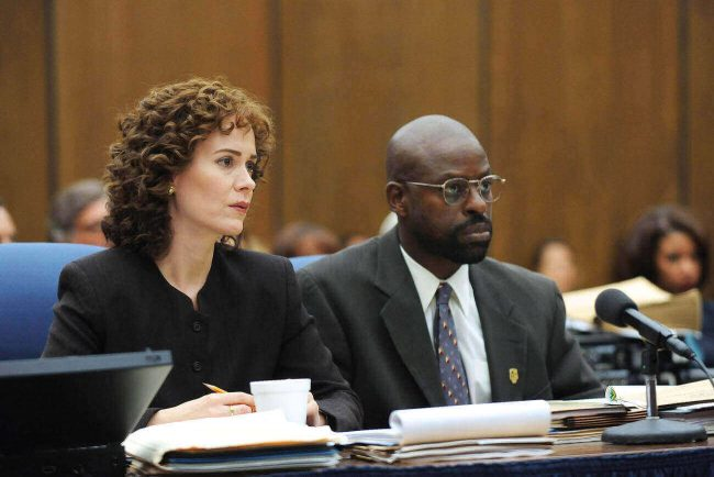 The People vs OJ Simpson American Crime Story Paulson Brown